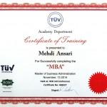 MBA-TUV